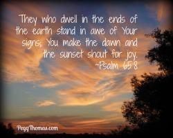 8x10 Psalm65-8