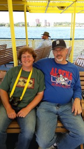 On the boatnerd dinner cruise 6-26-15