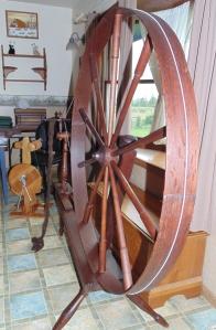 wheel end shot